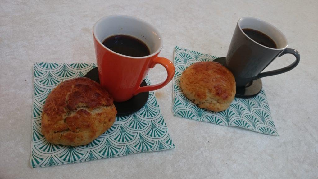 Hva gjør boller og kaffekos for eller med blogginnlegget?