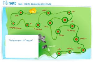 Nettkurs-Helse Vest-PåNett-Grunnleggende-IKT-Løypa.