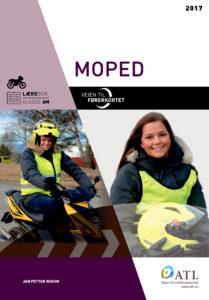 Mopedboka var et hyggelig prosjekt om grunnleggende trafikkteori i samarbeid med skribenten. Her bidro jeg med tekster, redigerte og kvalitetssikret.