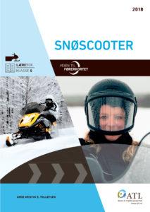 Snøscooterboka var et utrolig spennende prosjekt i samarbeid med trafikklærer og forfatter Anne Kristin Tollefsen. Jeg redigerte fagtekstene hennes, fotograferte og kvalitetssikret.