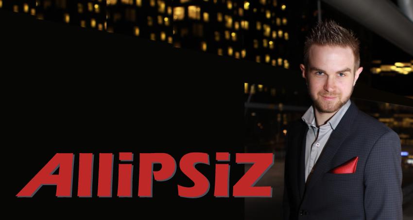 Musikkprodusent Jonas S. Dahl alias AllipsiZ.